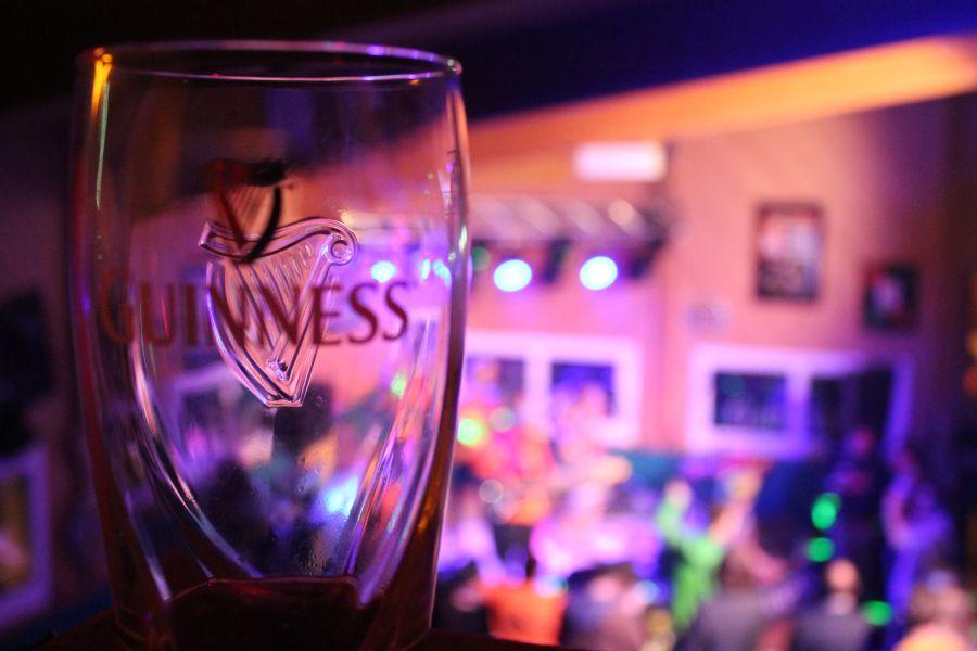 Guinness Glas